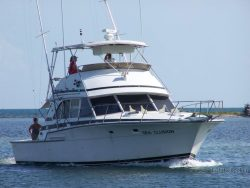 Sea Clusion Key West Fishing Charter Boat